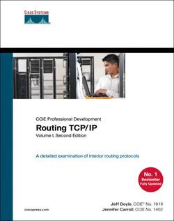 Routing TCP/IP, Volume 1, 2/e