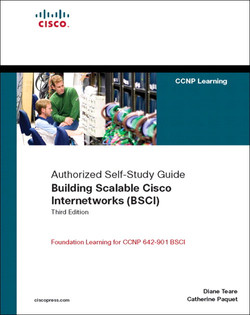 Authorized Self-Study Guide Building Scalable Cisco Internetworks (BSCI), Third Edition