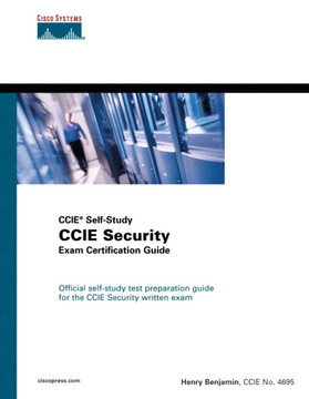 CCIE Security Exam Certification Guide