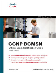 CCNP Self-Study: CCNP BCMSN Official Exam Certification Guide, Fourth Edition