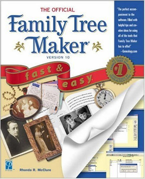 The Official Family Tree Maker ® Version 10 fast