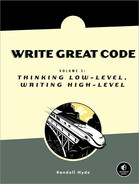 Cover image for Write Great Code, Volume 2