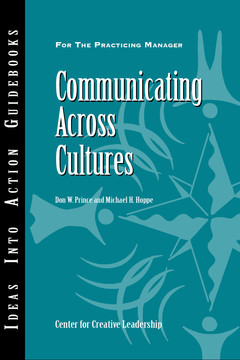 An Ideas Into Action Guidebook: Communicating Across Cultures