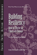 Cover of Building Resiliency: How to Thrive in Times of Change