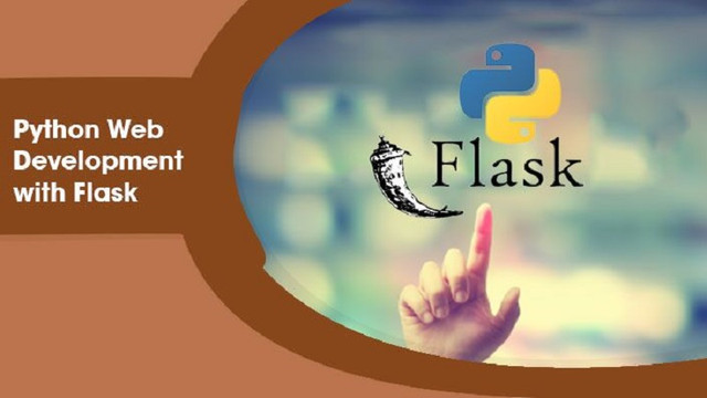 Python Web Development with Flask _UPDATED [Video]