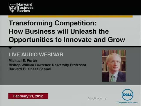 Transforming Competition: How Business will Unleash the Opportunities to Innovate and Grow