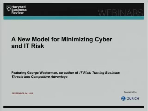 A New Model for Minimizing Cyber and IT Risk