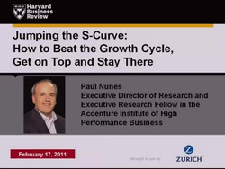 Jumping the S-Curve: Beat the Growth Cycle, Get on Top and Stay There