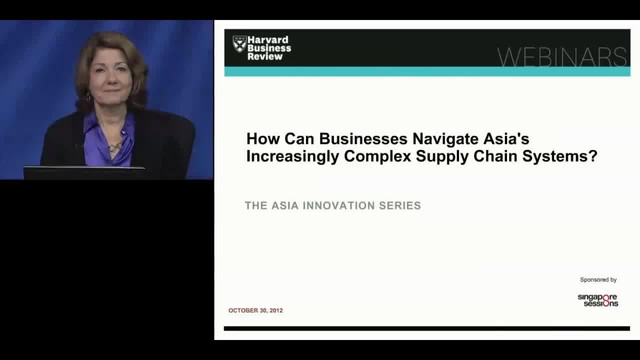 How Can Businesses Navigate Asia's Increasingly Complex Supply Chain Systems?