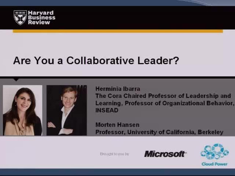 Are You A Collaborative Leader?