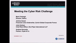 Meeting the Cyber Risk Challenge