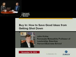 Buy In. How to Save Good Ideas from Getting Shot Down
