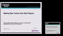 Making Star Teams from Star Players