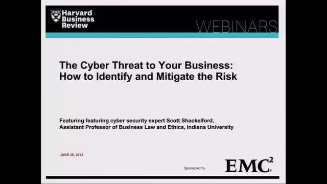 The Cyber Threat to Your Business
