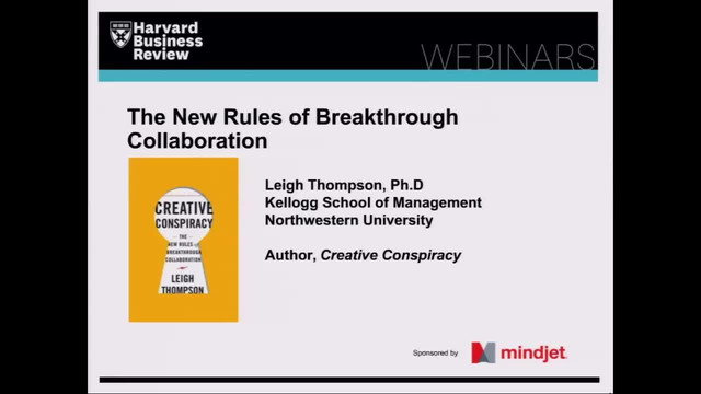 The New Rules of Breakthrough Collaboration