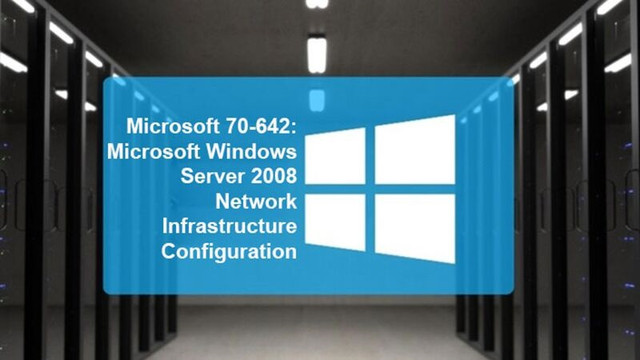 70-642: Microsoft Windows Server 2008 Network Infrastructure Configuration