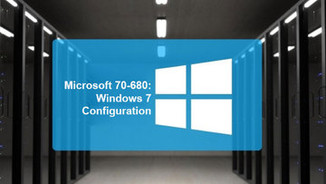 Cover of 70-680: Windows 7 – Configuration