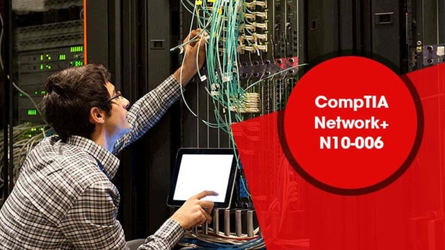 CompTIA Network (N10-006) [Video]