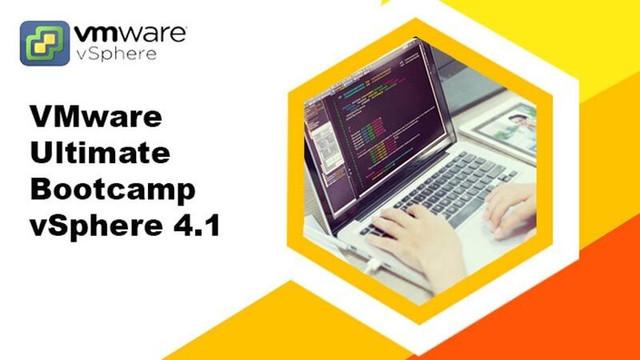 VMware Ultimate Bootcamp vSphere 4.1