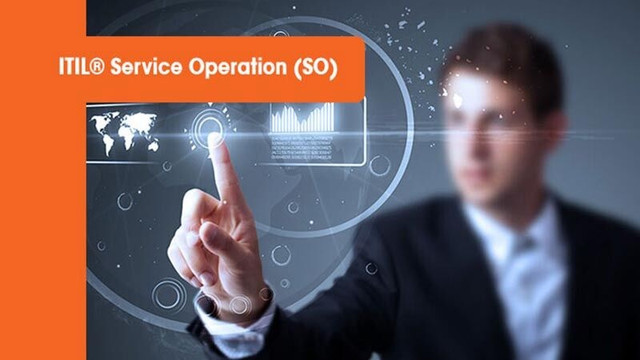 ITIL® Service Operation (SO)