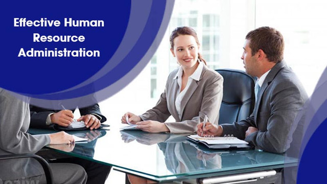 Introduction to Human Resource Concepts