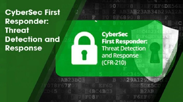 CyberSec First Responder: Threat Detection and Response (Exam CFR-210) CSFR