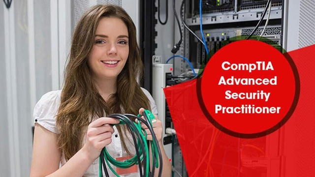 CompTIA Advanced Security Practitioner (CAS-002)