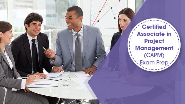 Certified Associate in Project Management Exam Prep (CAPM)
