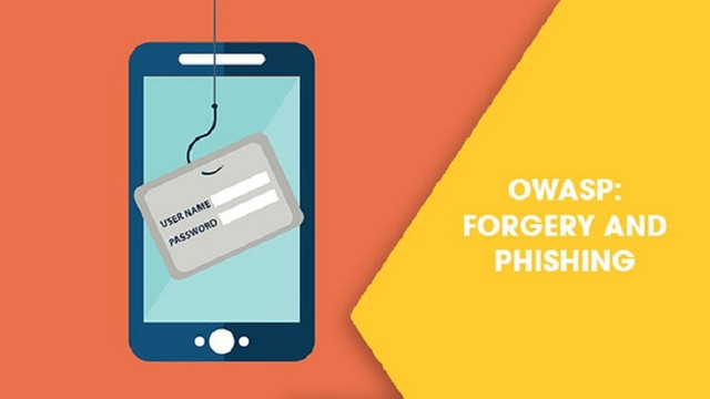 OWASP: Forgery and Phishing [Video]