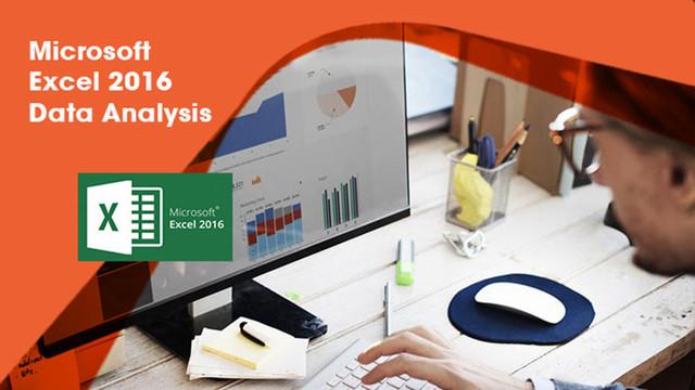 Microsoft Excel 2016 Data Analysis
