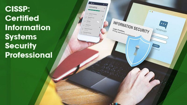 Certified Information Systems Security Professional @2019