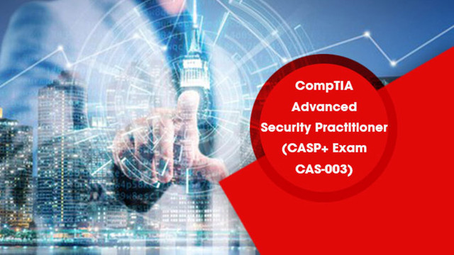 CompTIA Advanced Security Practitioner CAS-003