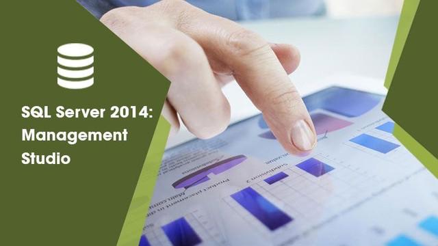 SQL Server 2014: Management Studio