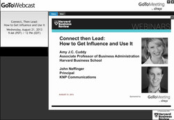 Connect then Lead: How to Get Influence and Use It