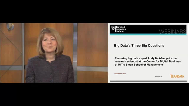 Big Data's Three Big Questions