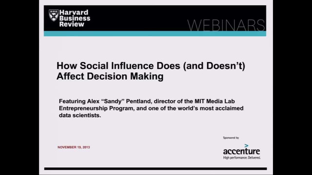 How Social Influence Does (and Doesn't) Affect Decision Making