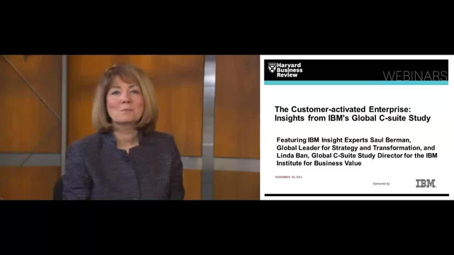The Customer-activated Enterprise: Insights from IBM's Global C-suite Study