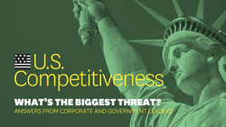 What's the Biggest Threat to U.S. Competitiveness?