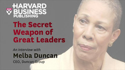 The Secret Weapon of Great Leaders