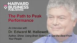 The Path to Peak Performance