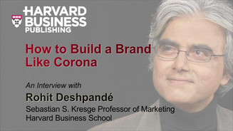 Cover of How to Build a Brand Like Corona