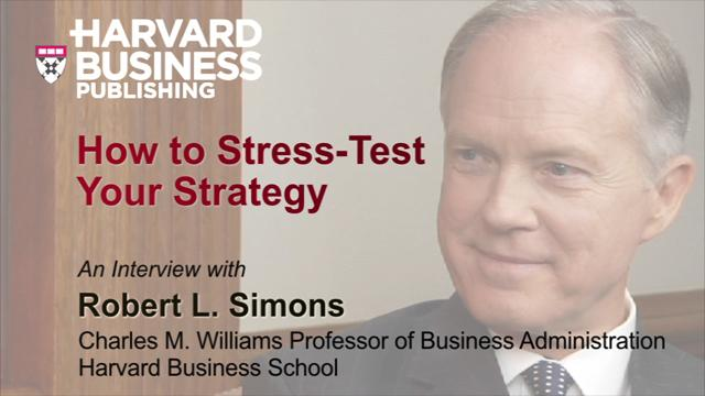 How to Stress-Test Your Strategy