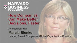 How Companies Can Make Better Decisions, Faster