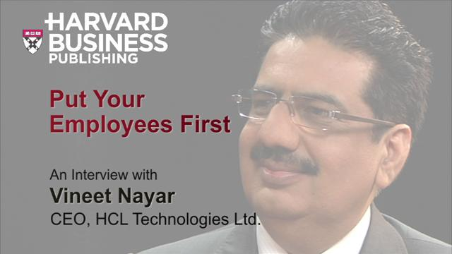 Put Your Employees First