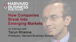 How Companies Break Into Emerging Markets