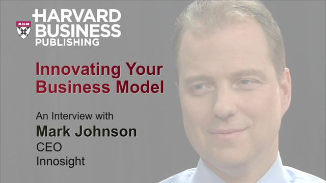 Innovating Your Business Model