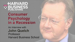 Consumer Psychology in a Recession