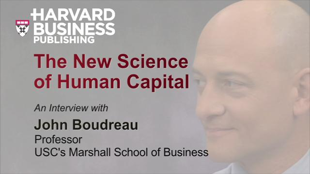 The New Science of Human Capital