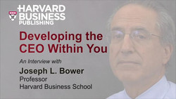 Developing the CEO Within You