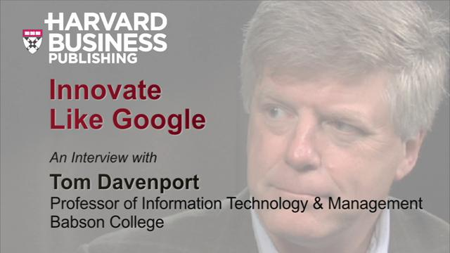 Innovate Like Google